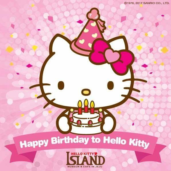 Happy Birthday to Hello Kitty