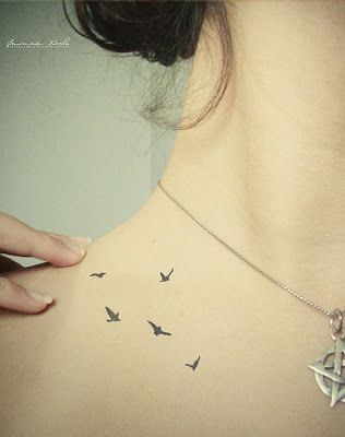 Blackbird tattoo... You were always waiting for this moment to be free