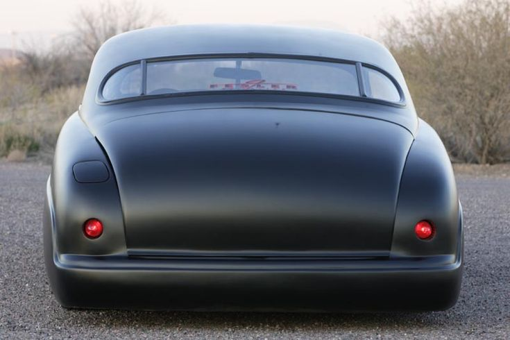 "1949 Merc ""Led Sled"""