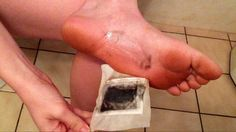 Remove Toxins From Your Body By Using These DIY Detox Foot Pads | | Health Digezt