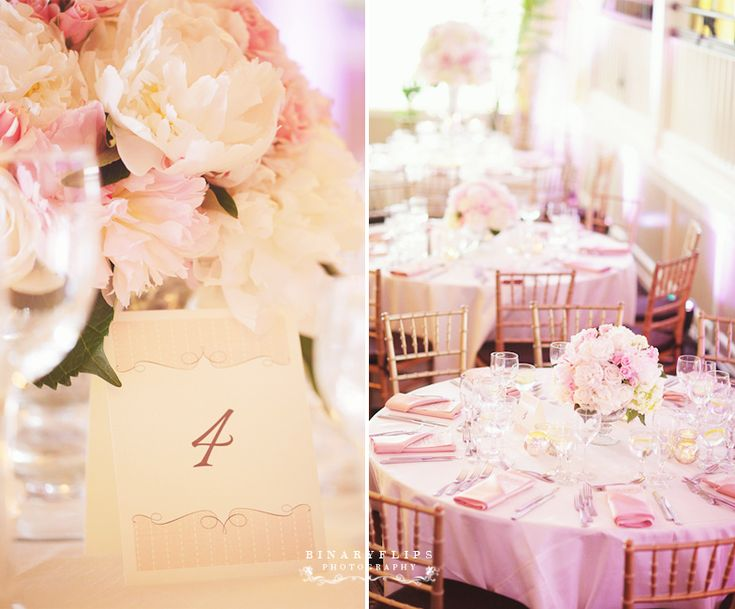 Table Number. Wedding by Ambiance Chic Wedding Designs. Paper by Admire Design.