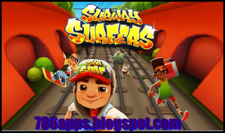 Subway Surfers 1.27.0 - Software Update Home