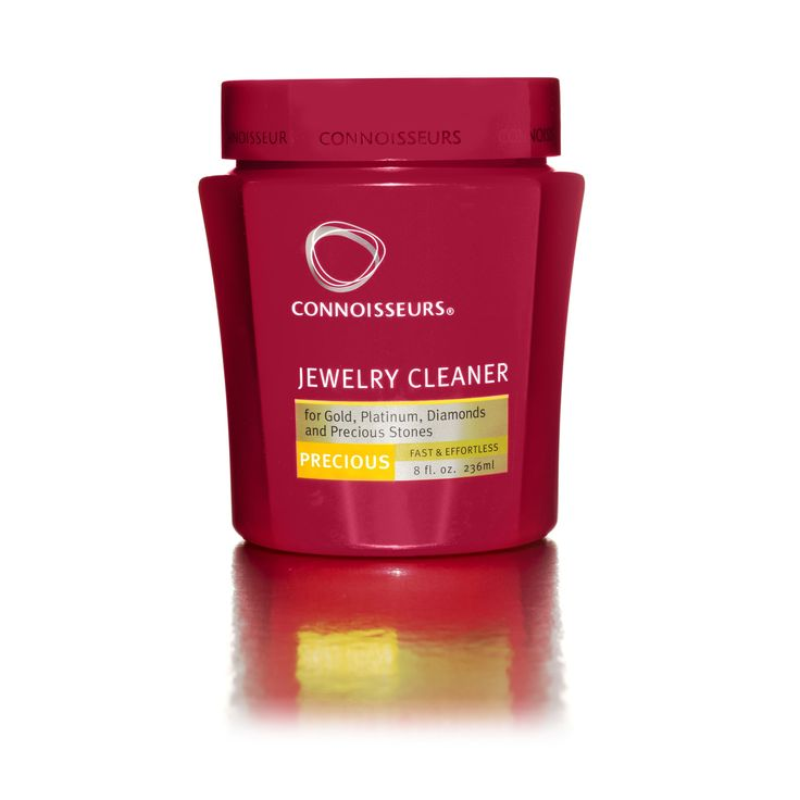 Amazon.com: Connoisseurs Jewelry Cleaner, Precious, 8 oz.: Health & Personal Care