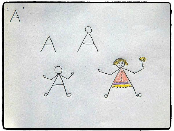 Varázsold el a gyereket aranyos rajzokkal akkor is, ha ügyetlen vagy! - Ketkes.com