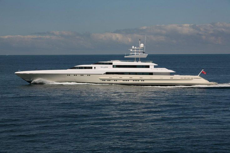 Mega Yachts for Sale | Silver Zwei – World's Fastest Long-Range Superyacht for Sale