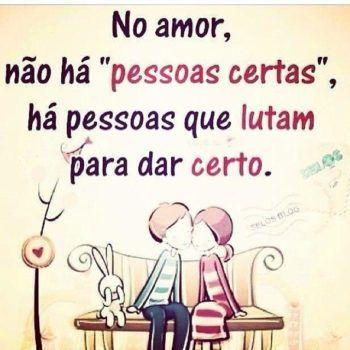 No amor