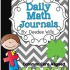 Daily+Math+Journals+are+a+great+way+to+review+and+reinforce+math+concepts+in+a+creative+way.  This+download+includes+math+journal+labels,+instructi...