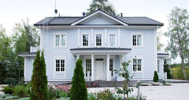 KANNUSTALO, finnish architecture