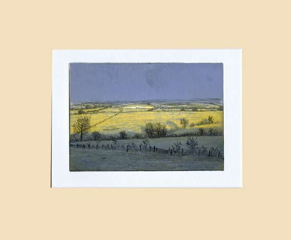 Winter Sunrise Newgrange  Original Limited by AidanFlanaganArt, €100.00