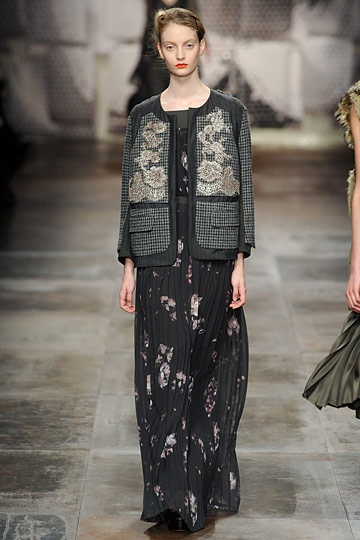 Antonio Marras Fall 2011 RTW