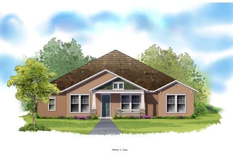 FishHawk Ranch by David Weekley Homes in Lithia, Florida