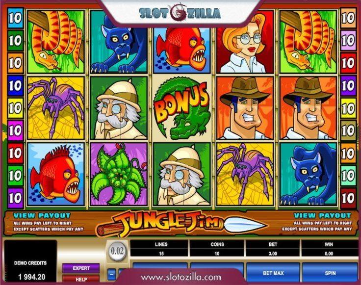 Treasure Island Jackpots Mobile Casino