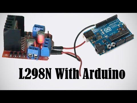 L298N with DC motors tutorial