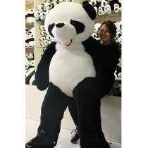 oso panda jumbo peluche gigante promocion mts alto. Black Bedroom Furniture Sets. Home Design Ideas