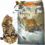 Сухой корм Taste of the Wild для кошек всех стадиях жизни Canyon River с форелью и лососем 2,27 кг