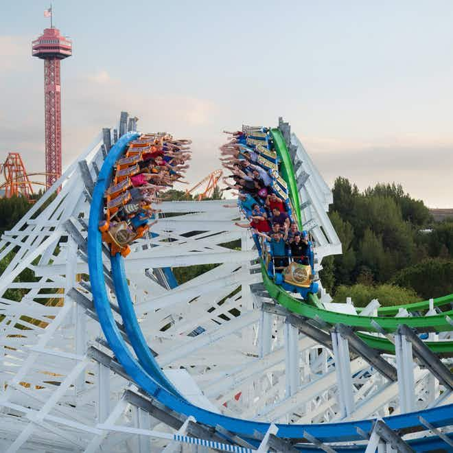 Six Flags Magic Mountain Skip The Ticket Line In 2020