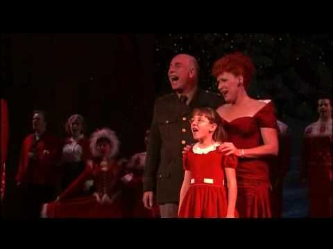 Original Broadway Cast and Orchestra of Irving Berlin's White Christmas perform the title song. Featuring Stephen Bogardus as Bob Wallace, Kerry O'Malley as ...