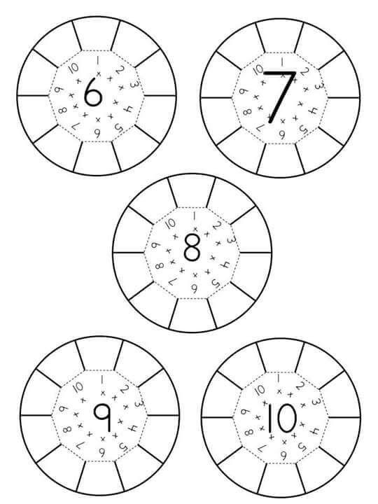 Círculos 6-10