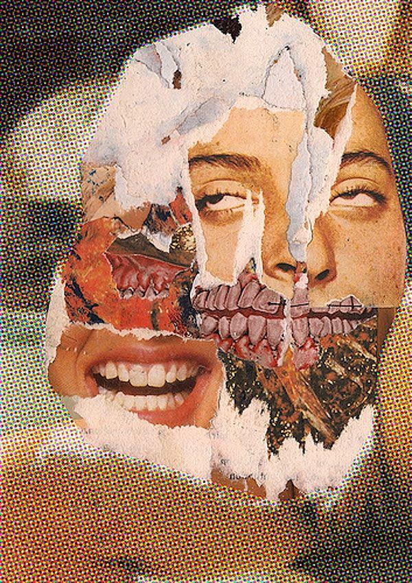 Collage by Arn Gyssels.