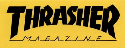 Thrasher Magazine Font Les 25 meilleures id&#...
