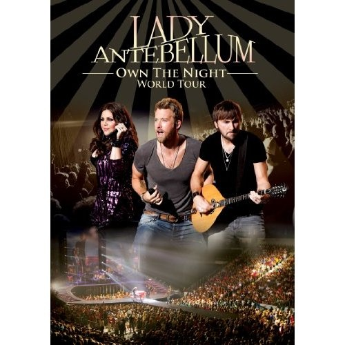 Amazon.com: Own the Night World Tour: Lady Antebellum: Movies & TV