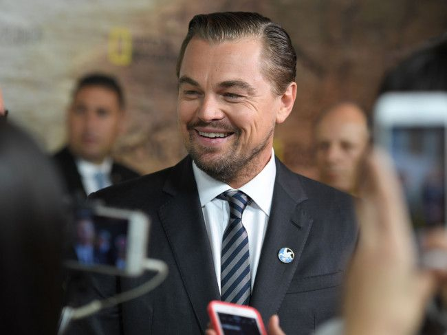 You Could Win A Lunch Date With Leonardo DiCaprio For Only $8