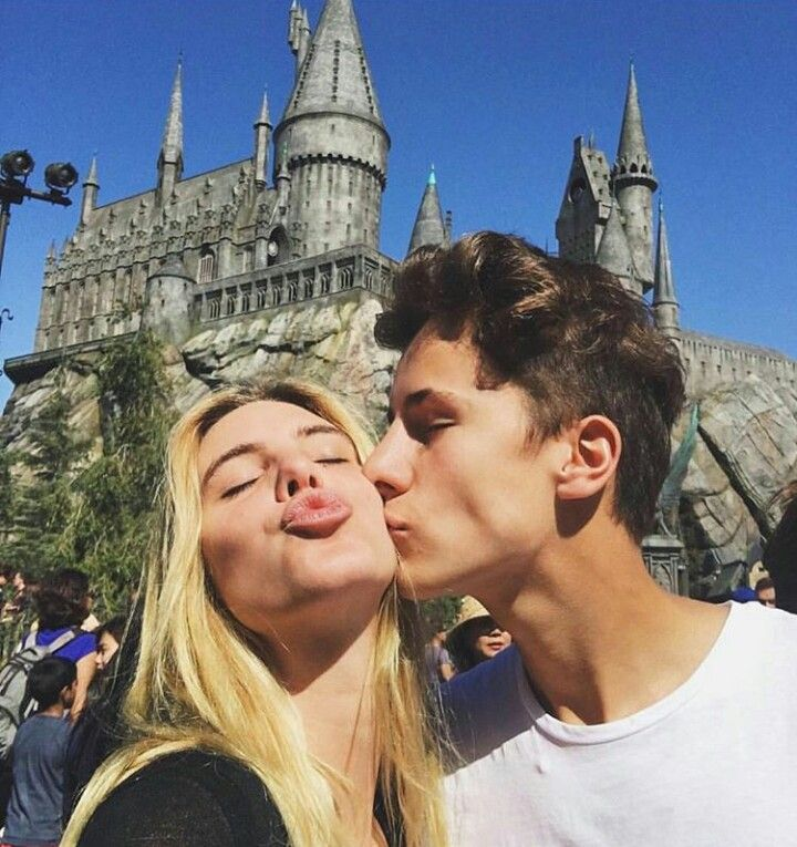 Lele pons and juanpa zurita  Elegant romance,  cute couple,  relationship goals, prom, kiss, love,  tumblr, grunge, hipster, aesthetic, boyfriend, girlfriend, teen couple, young love