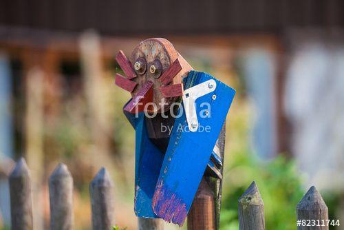 """Laden Sie das lizenzfreie Foto """"Vogelscheuche"""" von Photocreatief zum günstigen Preis auf Fotolia.com herunter. Stöbern Sie in unserer Bilddatenbank und finden Sie schnell das perfekte Stockfoto für Ihr Marketing-Projekt!"""
