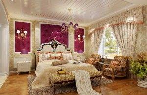 Спальня в классическом стиле: альков изящности и уюта