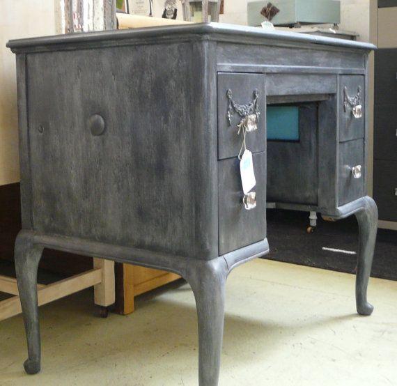 17 Best Images About Desks Secretaries Chalk Paint Ideas On Pinterest Vanities Vintage