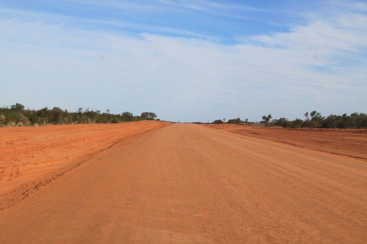 road to Tibooburra by Johno JJ