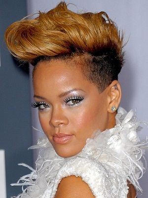 Miraculous 25 Best Ideas About Rihanna Short Haircut On Pinterest Rihanna Hairstyles For Men Maxibearus