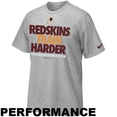 Nike Washington Redskins Fast Is Faster T-Shirt - Burgundy