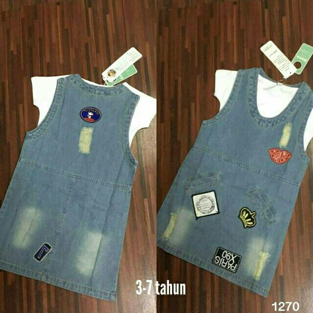 Saya menjual Baju anak import seharga Rp120.000. Dapatkan produk ini hanya di Shopee! https://shopee.co.id/noviliayunitasari/753612227 #ShopeeID