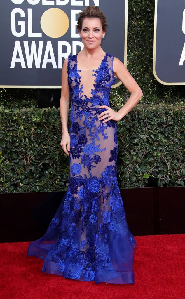 Kit Hoover From 2019 Golden Globes Red Carpet Fashion In 2020