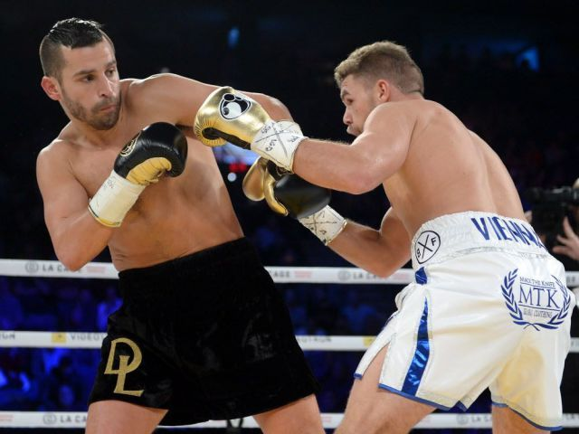 Billy Joe Saunders retains WBO title against Laval's David Lemieux in a yawner