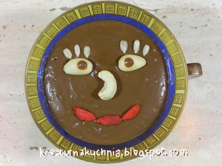 Koktajl czekoladowy z awokado
