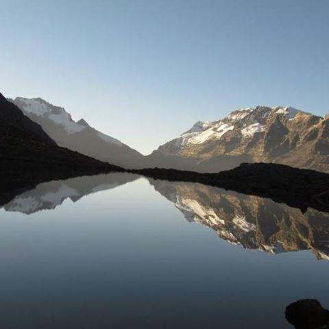 No es un paisaje Europeo, es Colombia, departamento de Boyacá Sierra Nevada del Cocuy. En Swiss Andina Colombia nos inspira… Compártelo en tu muro.