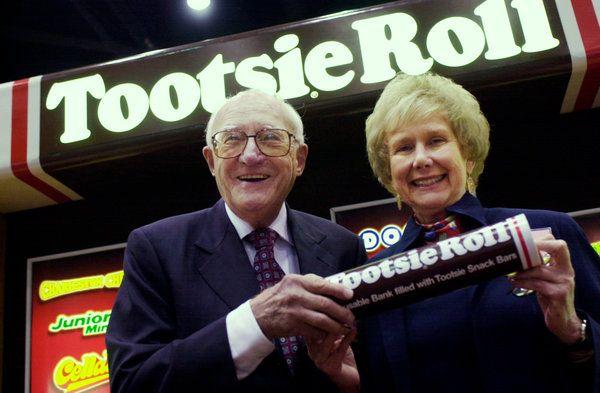 Melvin J. Gordon, Who Ran Tootsie Roll Industries, Dies at 95 - NYTimes.com
