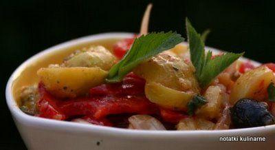 Rumunia: Salata de cartofi taraneasca
