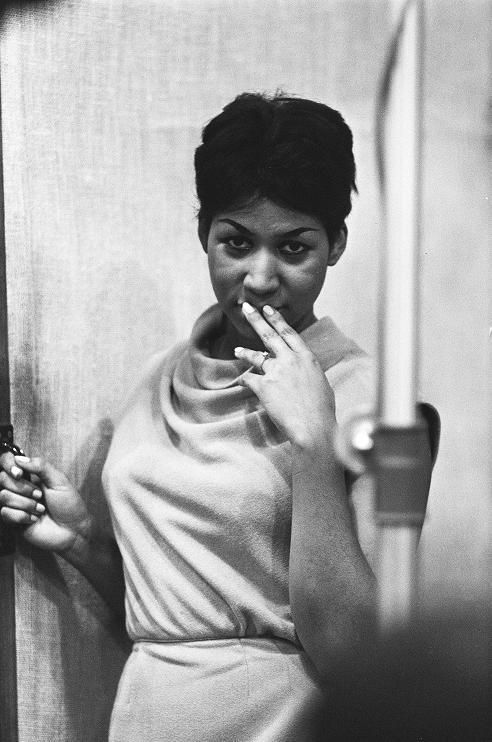 Aretha Franklin's voice is one of the wonders of the world.