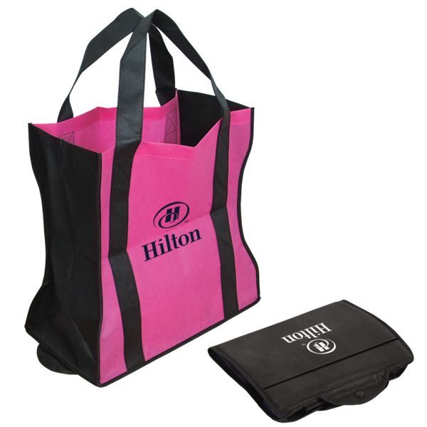 NW4060 - FOLDING NON WOVEN TOTE BAG - Debco Your Solutions Provider