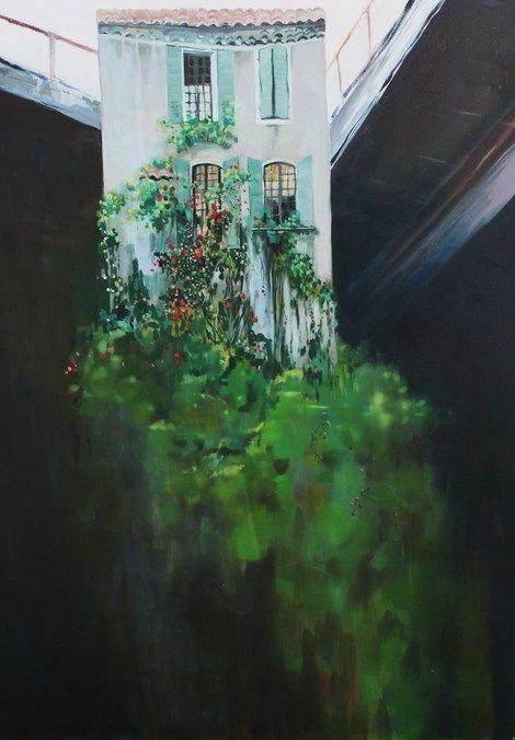 Erica Lambertson, Vide Grenier on ArtStack #erica-lambertson #art