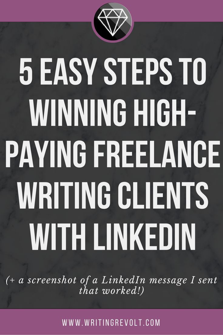 17 best images about writing revolt courses linkedin for lance writers exactly how i use linkedin to land high paying clients