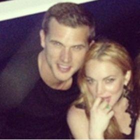 Lindsay Lohan's New Boyfriend Is NFL Player Matt Nordgren [READ MORE: http://uinterview.com/news/lindsay-lohans-new-boyfriend-is-nfl-player-matt-nordgren-8826] #LindsayLohan #MattNordgren #NFL #dating  #Boyfriend #Girlfriend