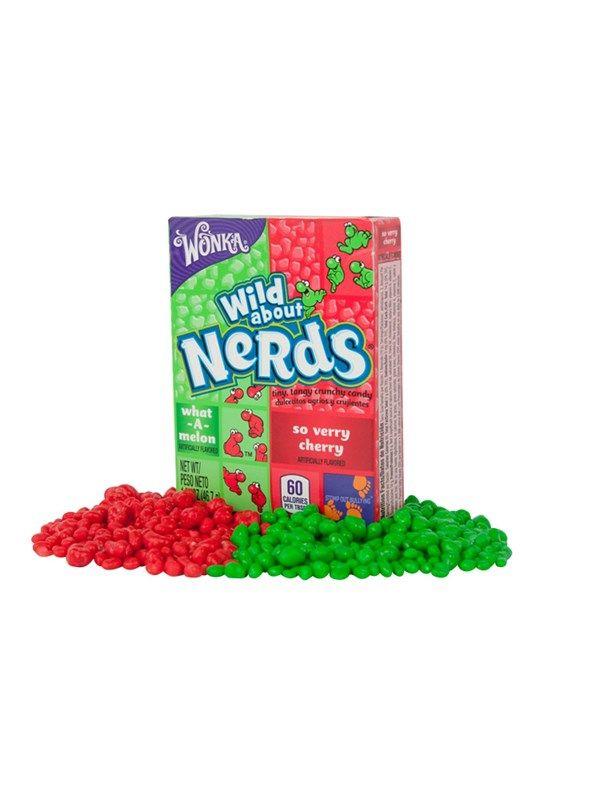 Wonka Nerds watermelon cherry