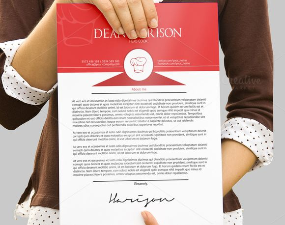 303 best Resume Cover Letters images on Pinterest Cv template - best resume fonts