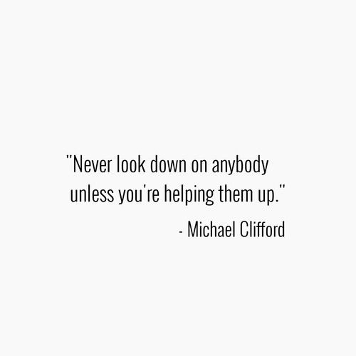 Michael Clifford                                                                                                                                                      More