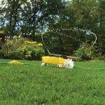 Garden Lawn Ornaments – Sprinkler – NELSON Raintrain Traveling Sprinkler
