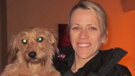 Off-duty Peel police officer dies after motorcycle crash. An undated image of Const. Ewa Domagalska, posted Monday on the official Facebook page of Peel Regional Police.
